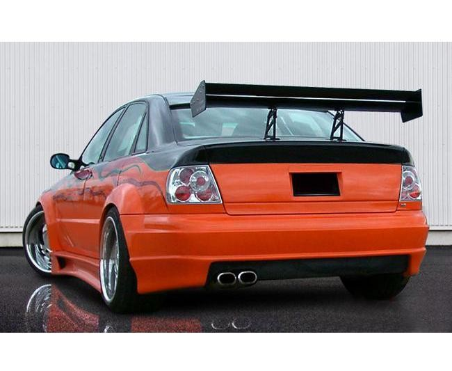 streetfighter wide bodykit audi a4 b5 limousine von pro. Black Bedroom Furniture Sets. Home Design Ideas