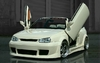 """Streetfighter Phase 2"" Wide Bodykit VW Golf 3"