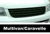 """no sign"" Frontgrill VW T5 Multivan / Caravelle"