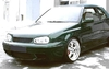 """RS Style"" Frontschürze VW Golf 4 Cabrio"