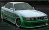 """Streetfighter"" Wide Bodykit BMW E34 Limousine"
