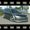 """Streetfighter"" Wide Bodykit VW Passat 3B Variant"