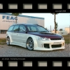 """SF2-Home Edition"" Wide Bodykit VW Passat 3B Variant"