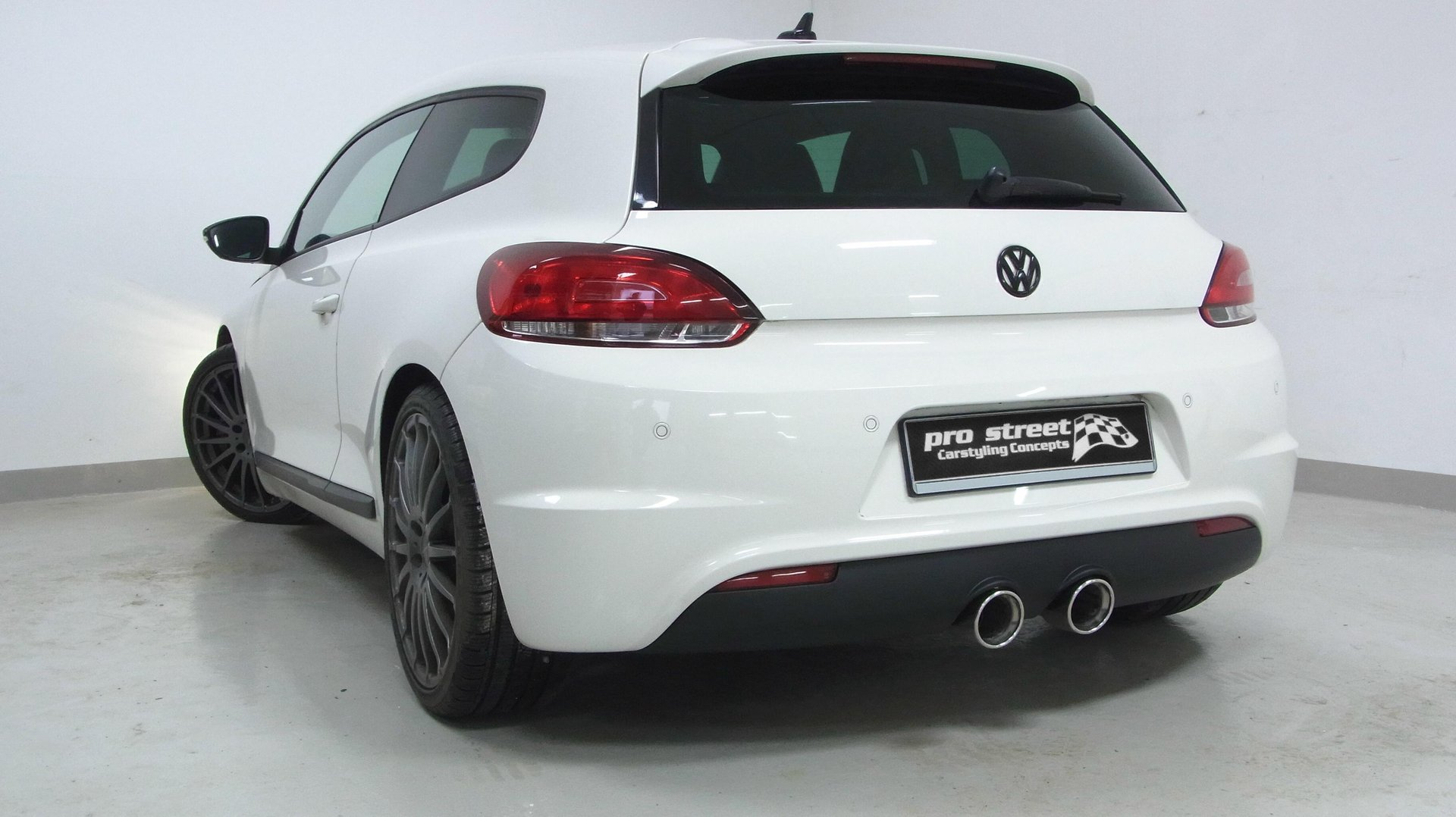Now Available R32 Oem Style Rear Apron Vw Scirocco R R Line